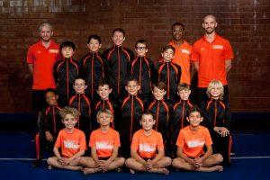 Golden State Gym - Boys Team