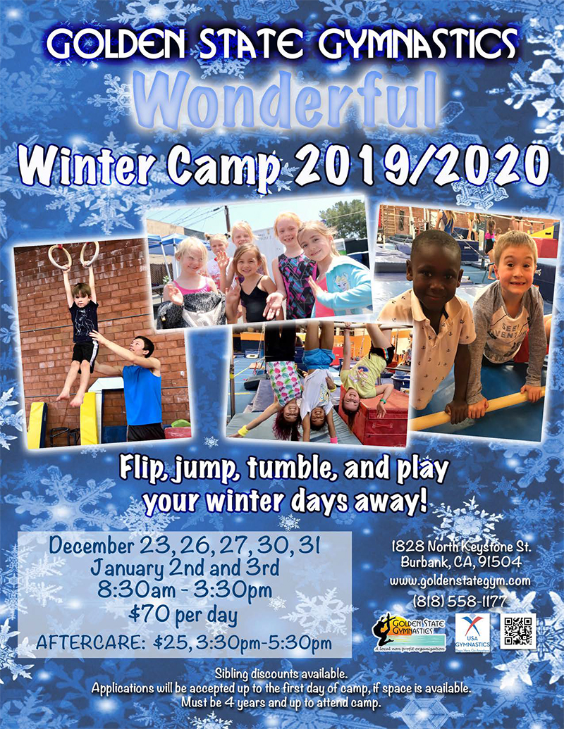 Winter Camp Flyer 2019